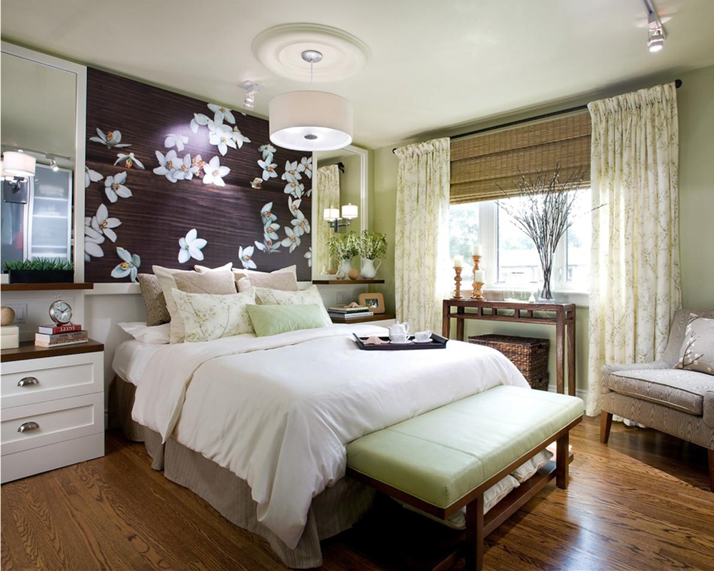 Some of The Bedroom Wall Renovation Ideas